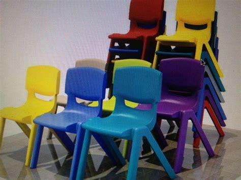 sillas para colegios sillas plasticas para ni 241 os y kinder garden colegios bs