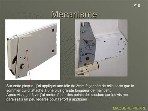 Mecanisme Lit Mural by Bricolage Fabriquer Un Lit Escamotable Conseils Des