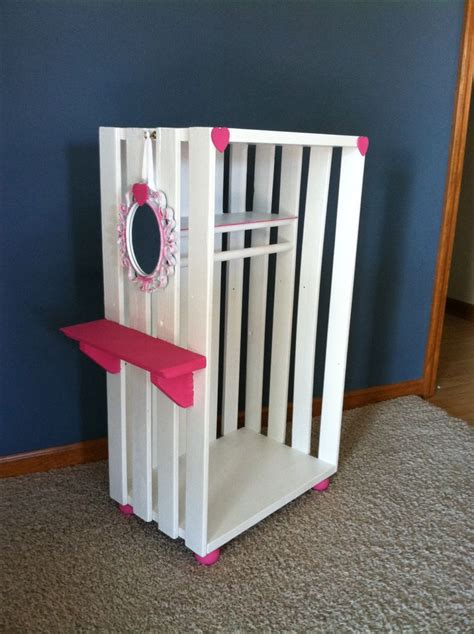 Baby Doll Closet by Best 25 American Storage Ideas On Doll