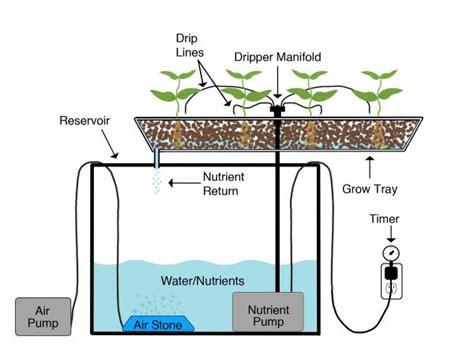 New Pot Hidroponik Wick System Mei pengertian tanaman hidroponik jenis jenisnya dan cara