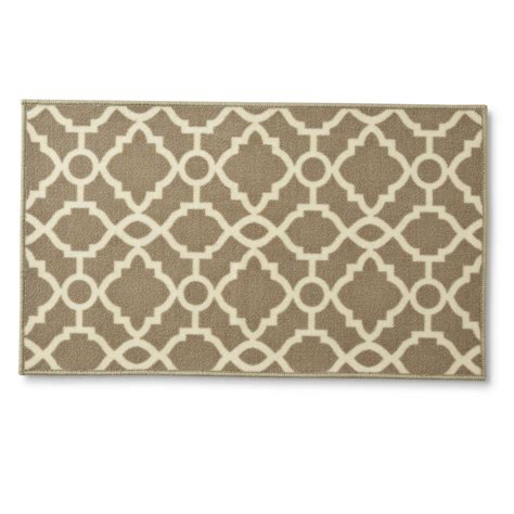 Kmart Kitchen Rugs Allure Rectangular Kitchen Rug Arabesque Shop Your Way