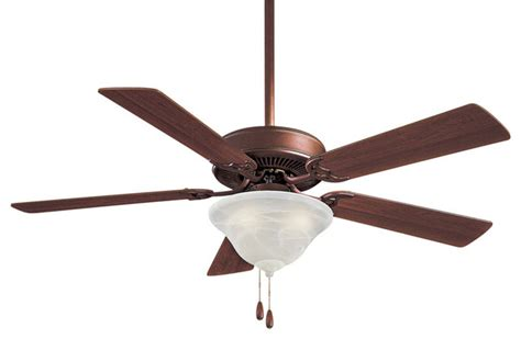 houzz ceiling fans minka aire minka aire f648 bs 52 quot ceiling fan ceiling
