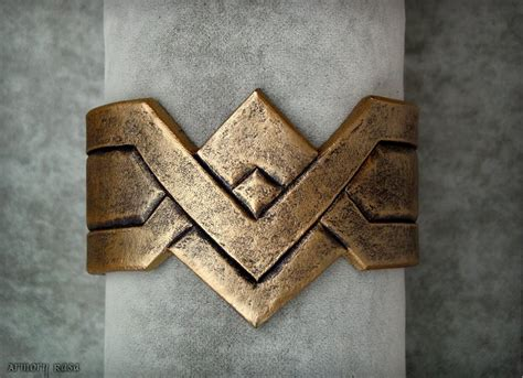 wonder woman wrist tattoo armband by rassaku on deviantart