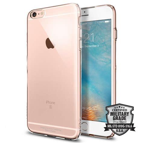 spigen 174 capsule clear for iphone 6s plus 6 plus ebay