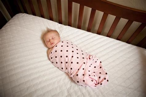 Newborn Baby In Crib by Creating A Safe Sleep Environment For Your Baby Creating