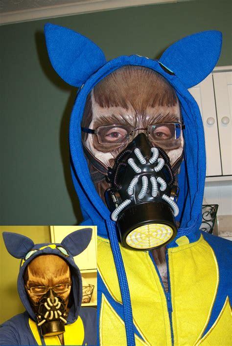 Hoodie Bane Mask wonderbolts hoodie and bane mask by fullmetalotakudck on