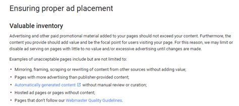 Adsense New Policy | ख शखबर ग गल एडस स न हट ई per page ads limitation