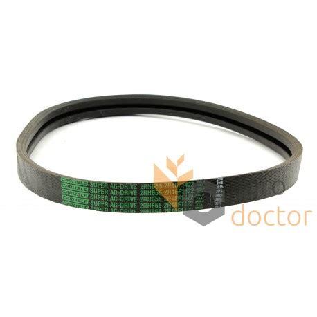 wrapped banded belt 2hb56 [carlisle] oem:h153297 for