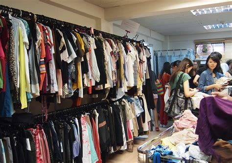 Stores That Sell Shirts 10 Great Thrift Shops In Singapore You Need To Visit