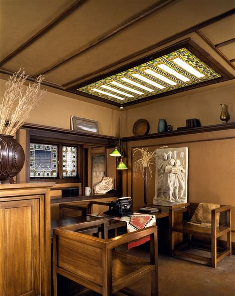 frank lloyd wright home and studio vinci h architects