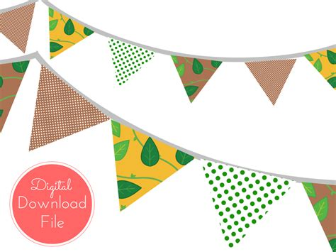 Printable Baby Shower Banners by Jungle Baby Shower Banner Magical Printable