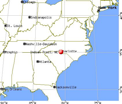 indian trail, north carolina (nc 28104) profile