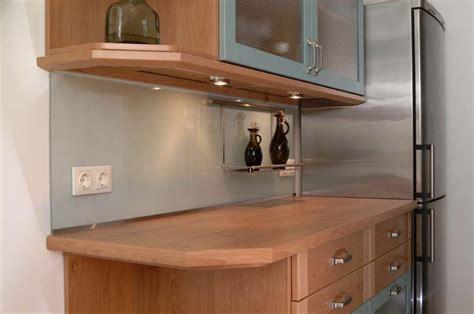ideen für küchenwände fliesenspiegel spiegel k 252 che