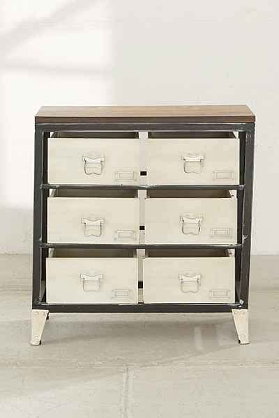 industrial storage dresser urban outfitters 43 best cabinet images on furniture bedrooms