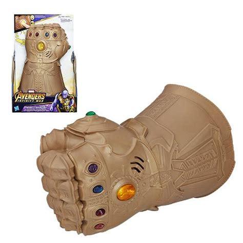 avengers infinity war infinity gauntlet electronic fist