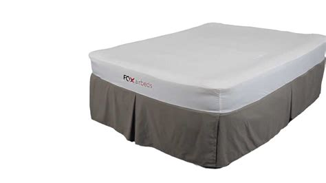 fox airbeds best air mattress with memory foam or pillow top options