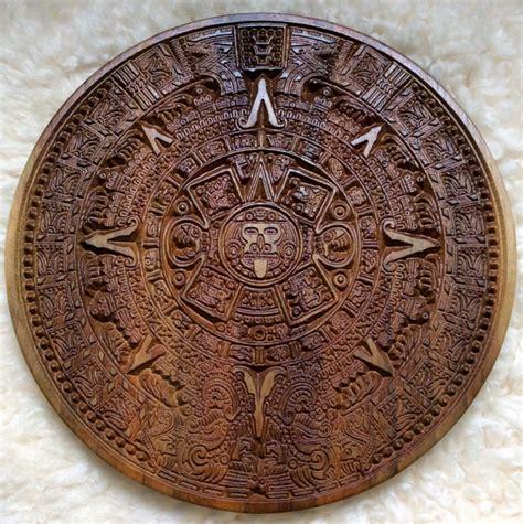 Calendario Azteca Y Piedra Sol Piedra Sol O Calendario Azteca Canarymaker