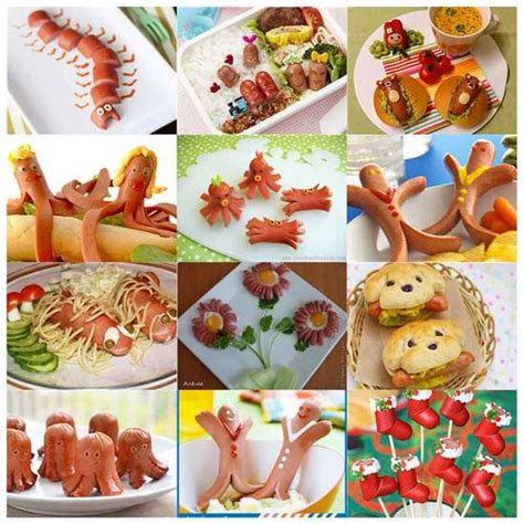how to make hotdog omelet daisy flower as breakfast fab 15 creative diy ideas to serve hot dogs icreativeideas