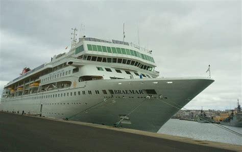 el crucero de los turismo de cruceros en gran canaria el crucero braemar a 241 ade nuevas escalas a sus itinerarios