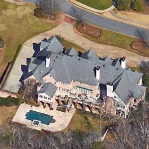 michael todd chrisley s house former in roswell ga 2