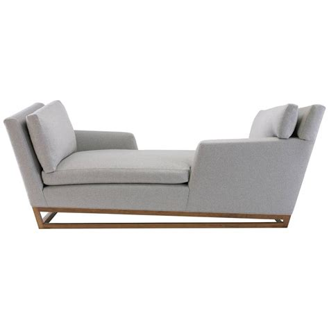 new contemporary modern handmade tete a tete sofa wool