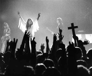 paranoid black sabbath 1970 seventies