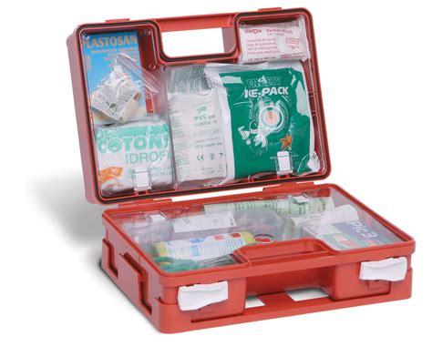 cassette pronto soccorso vuote pvs safari valigetta di pronto soccorso allegato 2