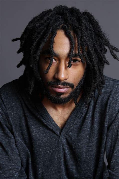 short dreads afro hommes dreadlocks homme coiffure afro