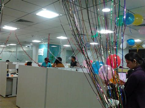 bay decoration themes for in office bay decoration capgemini office photo