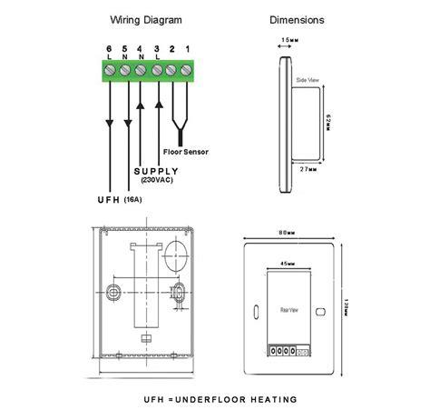 nuheat wiring diagram nuheat get free image about wiring