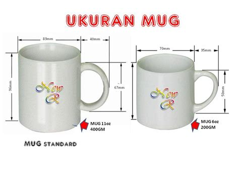 Ukuran Design Mug | mugs printing cetak mugs print mugs tiles plate photo