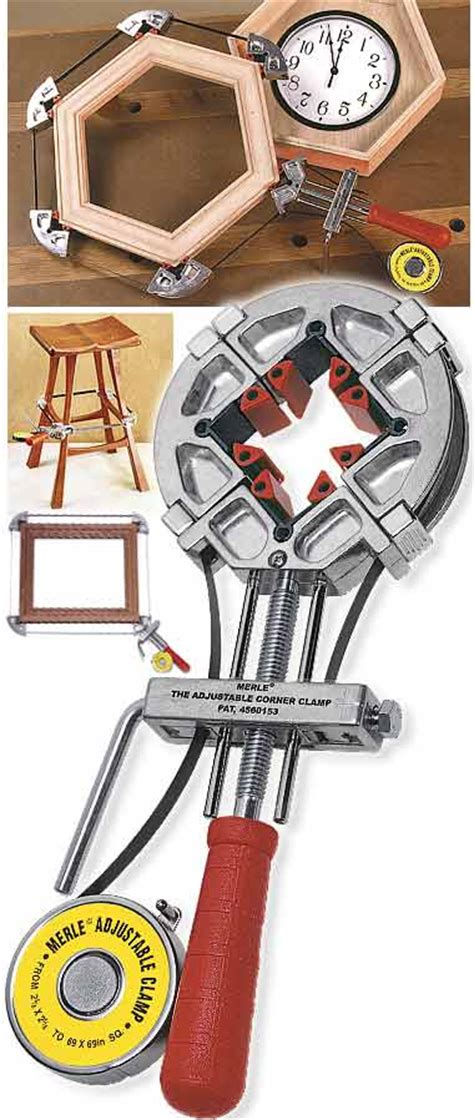 woodworking talk woodworkers forum bessey strap clamps