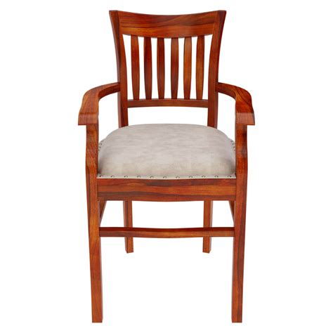 solid wood dining room chairs solid wood arm chair leather cushion dining furniture