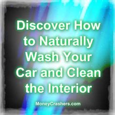 How To Clean Upholstery Naturally by 1000 Images About Money On Retirement Budget