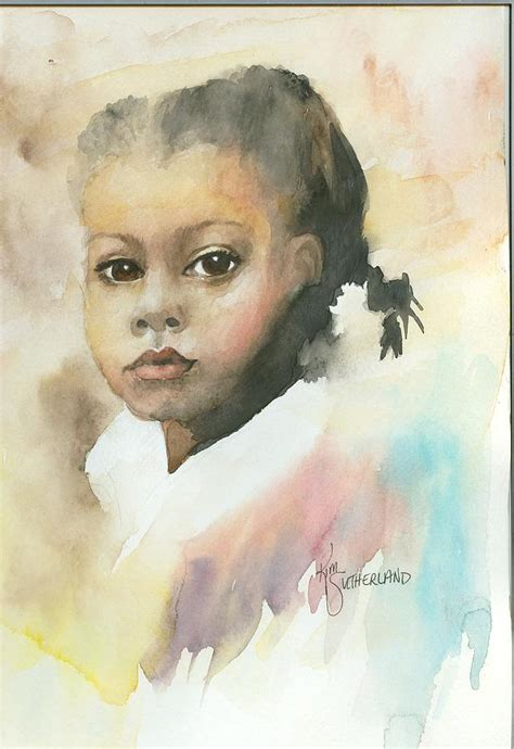 Honey Child by Honey Child Painting By Whitton