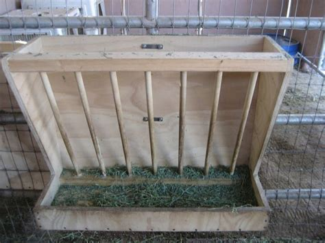 Goat Hay Rack Feeder by 17 Best Ideas About Feeder On Diy Hay