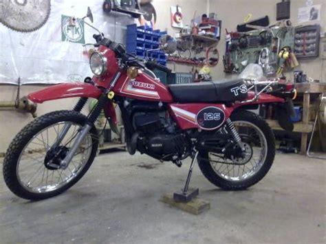 Suzuki Er 125 Suzuki Ts 125 Er 1984 From Ts 125 Er