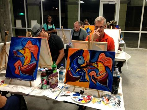 paint with a twist couples fort lauderdale photos featured images of fort