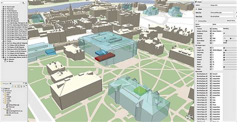 create a building map harvard integrates 3d cus maps with arcgis arcnews