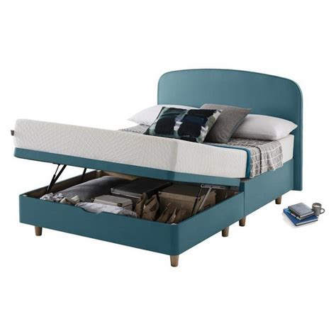argos ottoman beds buy studio by silentnight curved ottoman bed frame