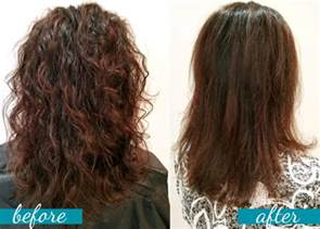 blowout results on curly hair brazilian blowout professional smoothing treatment