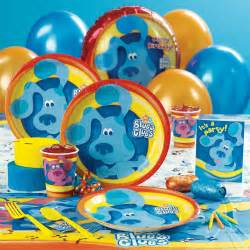 Minnie High Chair Blue S Clues Party Supplies Birthdayexpress Com