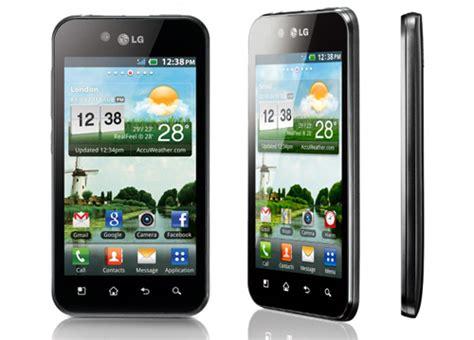 Lg Optimus Black P970 Japan Advanced Clear Screen Guard Anti Gores top 10 touchscreen phones for 2012 techno world