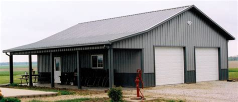 image result for barn living pole quarter with metal