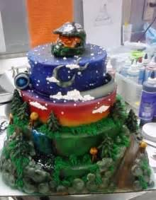 halo birthday cake ideas halo cake boy birthday party ideas pinterest