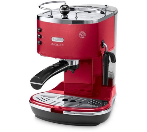 buy de longhi micalite espresso coffee machine at