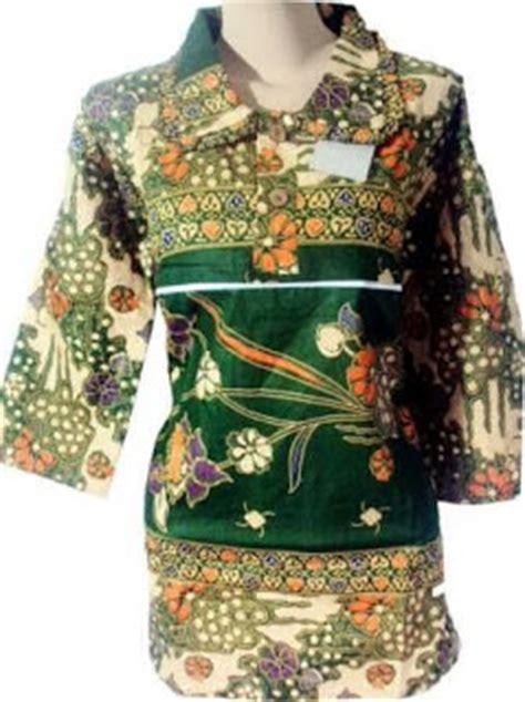 desain baju batik tradisional model desain batik modern blog azis grafis