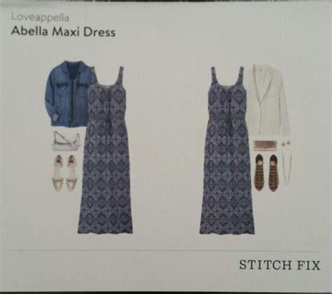 Maxy Abella loveappella abella maxi dress stitch fix