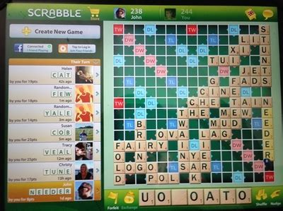 scrabble tablet scrabble for i pad or tablet review review clue