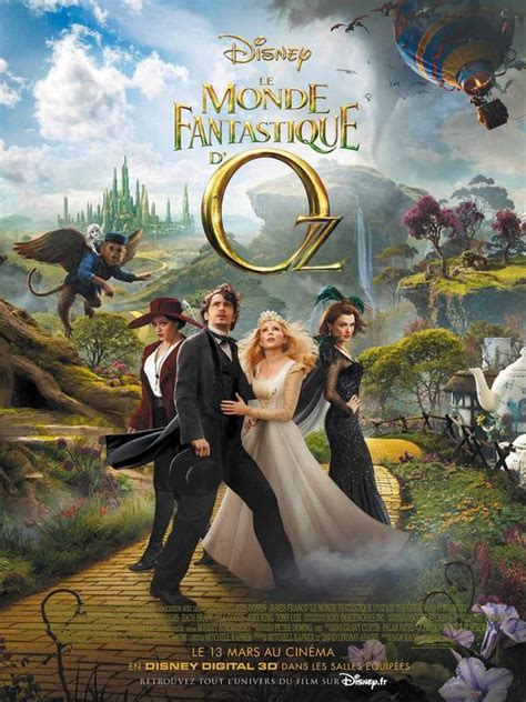 regarder oscar et le monde des chats streaming vf film complet le monde fantastique d oz film 2013 allocin 233